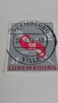 Stamps : Europe : Luxembourg :  Aniversario