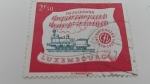 Stamps : Europe : Luxembourg :  Tren