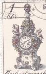 Stamps Europe - Czechoslovakia -  RELOJ
