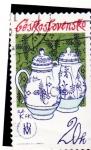 sellos de Europa - Checoslovaquia -  TETERAS