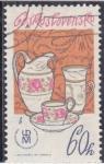 Stamps Europe - Czechoslovakia -  TETERA