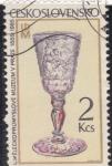 Stamps Europe - Czechoslovakia -  ARTESANÍA