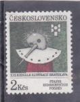 de Europa - Checoslovaquia -  XIII BIENAL BRATISLAVA