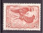 Sellos de Europa - Grecia -  serie- Los Vientos