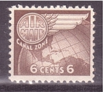 Stamps Panama -  Zona del Canal