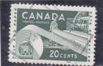 Stamps Canada -  PULPA DE PAPEL