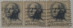 Stamps United States -  George Washinton 5c