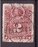 Stamps Chile -  Cristobal Colón