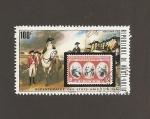 sellos de Africa - Burkina Faso -  Proclamación independencia de EEUU