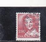 Stamps Denmark -  Reina Margrethe II