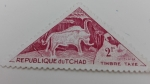 Stamps Chad -  Arte Prehistorico
