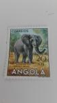 Stamps Angola -  Elefante