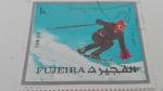 Stamps United Arab Emirates -  Deporte de Invierno