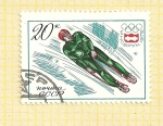 Stamps Russia -  Bob-sleigh