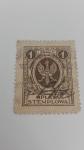 Stamps Poland -  Escudo/Simbolo Heraldico