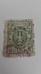 Sellos de Europa - Polonia -  Escudo/Simbolo Heraldico