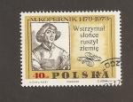 Sellos de Europa - Polonia -  500 Años nacimiento del astrónomo Nicolás Copérnico
