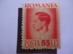 Sellos de Europa - Rumania -  Rey Miguel I de Rumania (1921-2017)