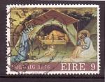 Sellos de Europa - Irlanda -  Navidad