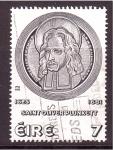 Stamps Ireland -  San Olivee Martir- Canonización