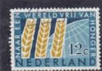 Stamps Netherlands -  TRIGO