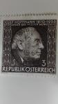 Sellos de Europa - Austria -  Josef Hoffmann