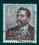 Stamps Spain -  Vasquez de Mella