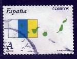 sellos de Europa - España -  Islas Canarias