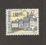 Sellos de Europa - Checoslovaquia -  Ciudad Cheb