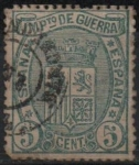 Stamps : Europe : Spain :  Escudo d´España