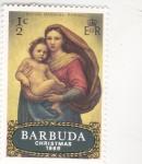 Sellos del Mundo : America : Antigua_y_Barbuda : LA VIRGEN Y EL NIÑO