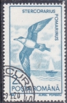 Stamps Romania -  AVE- STERCORARIUS