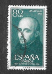 Sellos de Europa - España -  Edf 1168 - IV Centenario de la Muerte de San Ignacio de Loyola