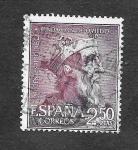 Stamps Spain -  Edf 1397 - XII Centenario de la Fundación de Oviedo