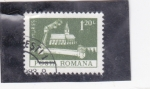 Stamps : Europe : Romania :  FORTALEZA