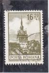 Stamps Romania -  LA TORRE DE SIGHISOARA