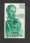Sellos de Europa - España -  Edf 1754 - Forjadores de América