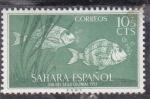 Stamps Spain -  DIA DEL SELLO COLONIAL