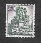 Sellos de Europa - España -  Castillos de España