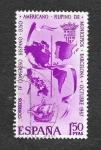 Stamps Spain -  Edf 1818 - IV Congreso Hispano-Luso-Americano-Filipino de Municipios