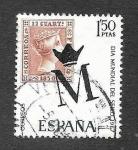 Sellos de Europa - España -  Edf 1799 - Día Mundial del Sello
