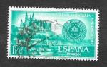 Stamps Spain -  Edf 1789 - Conferencia Interparlamentaria en Palma de Mallorca
