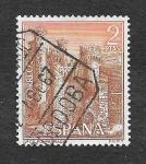 Stamps Spain -  Castillos de España