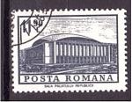 Sellos de Europa - Rumania -  Palacio de la República