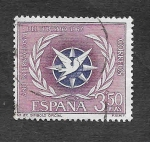 Stamps Spain -  Edf 1806 - Serie Turística
