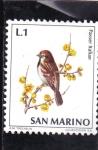 Sellos de Europa - San Marino -  AVE