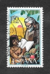 Sellos de Europa - España -  Edf 1932 - II Centenario de la Fundación de San Diego. California