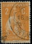 Stamps Portugal -  PORTUGAL_SCOTT 234.02 $0.5