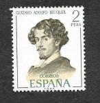Sellos de Europa - España -  Edf 1993 - Literatos Españoles