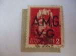 Stamps Italy -  Italia,Colonias,Territorios y Ocupaciones-Serie:Ocupación Extrangera-2a Guerra Mundial-Aliados Vene